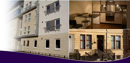 Executive Lets and Self Catering Apartments in Glasgow